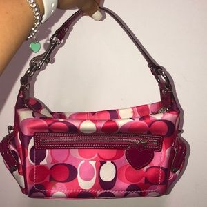 Coach Heart Small Bag